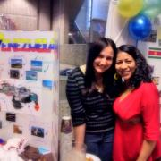 """Photo by Wendy Castellanos, Geographic Information Systems Student """"International Week"""""""
