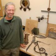 Kevin Kratz, Blacksmithing Instructor