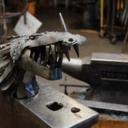 Kootenay Studio Arts Blacksmithing