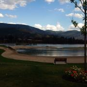 """Photo by Laurie Ford, Business Student """"Iconic Castlegar Scene"""""""