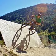 """Nelson Bike Park"" by Mitchell Faubert"