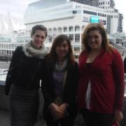 Students on field trip at Vancouver Trade and Convention Centre
