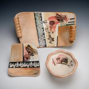 Selkirk College KSA Ceramics - Work by Helen Robertson