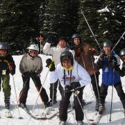 Skiing at Red Mountain with Selkirk International
