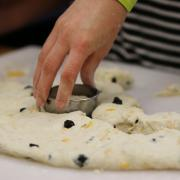 bannock making workshop