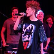 Students in both first and second year will join Kiesza on stage at Saturday night's Gala 2015.
