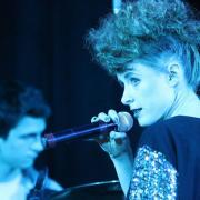 Kiesza won three Juno Awards this past spring.