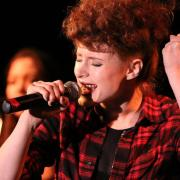 "Kiesza's set included her huge international hit ""Hideaway"" that has more than 280 million views on YouTube."