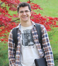 Felipe Martini Pantaleão, student, English Language Program, Castlegar Campus